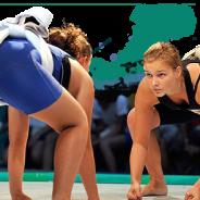 Alla faccia della tradizione: il sumo è donna!