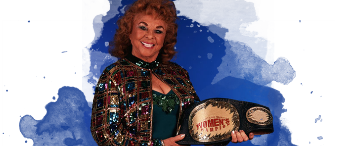 The fabulous Moolah: wrestler fino alla fine!