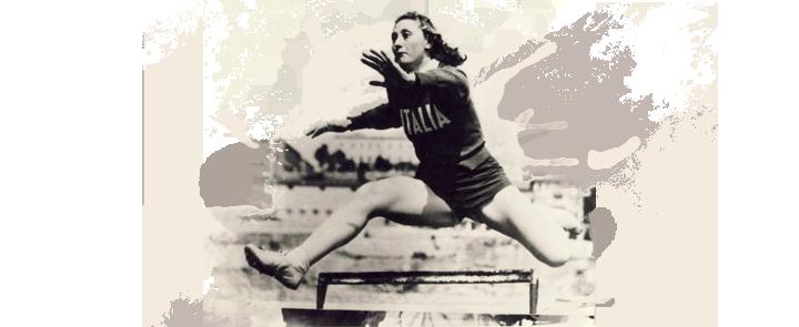 Ondina Valla: la prima italiana a vincere un oro olimpico!