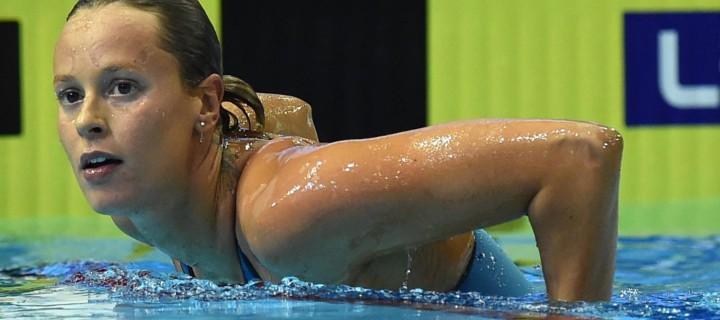 Federica Pellegrini: una nuotatrice da record!