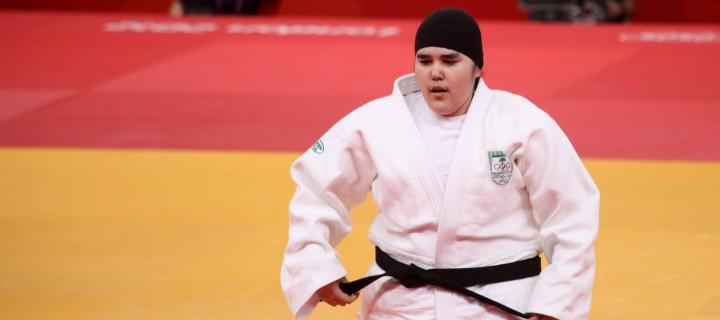 Wojdan Shaherkani: una partecipazione storica alle Olimpiadi!