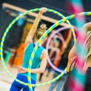 Gira gira con l'hula-fit!