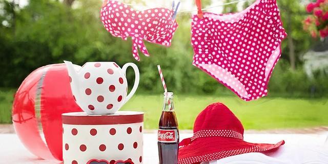 Cosmetici al profumo di Coca Cola