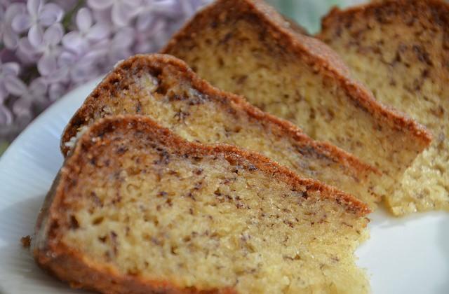 Banana bread: Colazione Vegan senza glutine